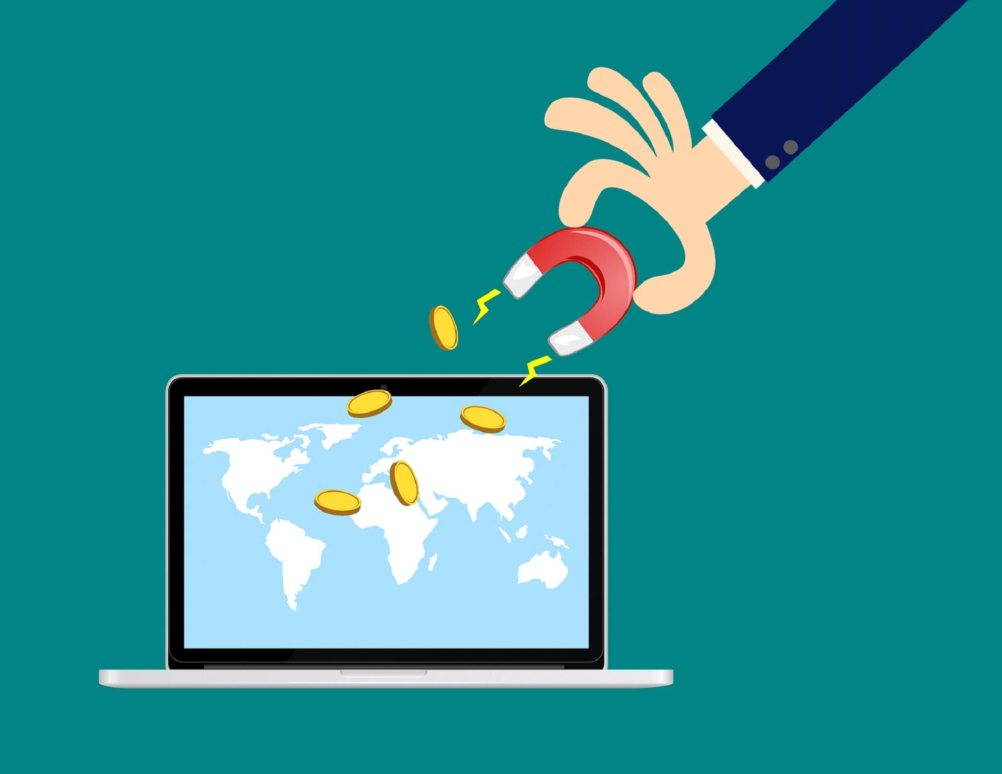 10 maneiras de ganhar dinheiro online